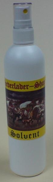 Feketelőpor tisztító folyadék, 250 ml