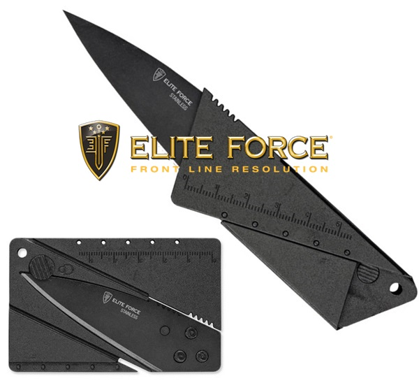 Elite Force bankkártya kés, UM509901