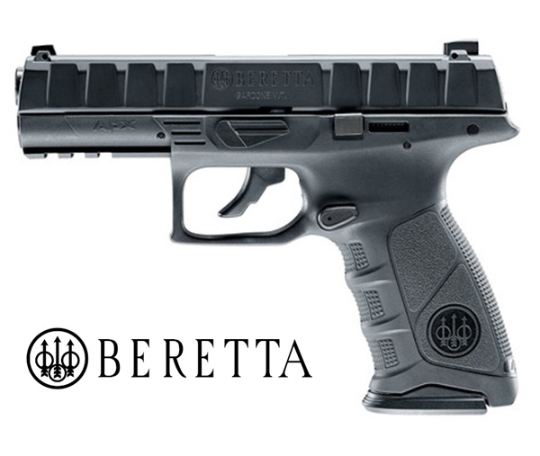 Beretta APX CO2-es légpisztoly, Blow-Back, UM58333