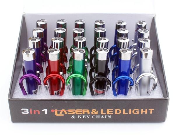 Lézeres mini lámpa