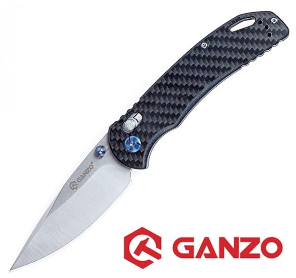 Ganzo Firebird Carbon, F7531-CF