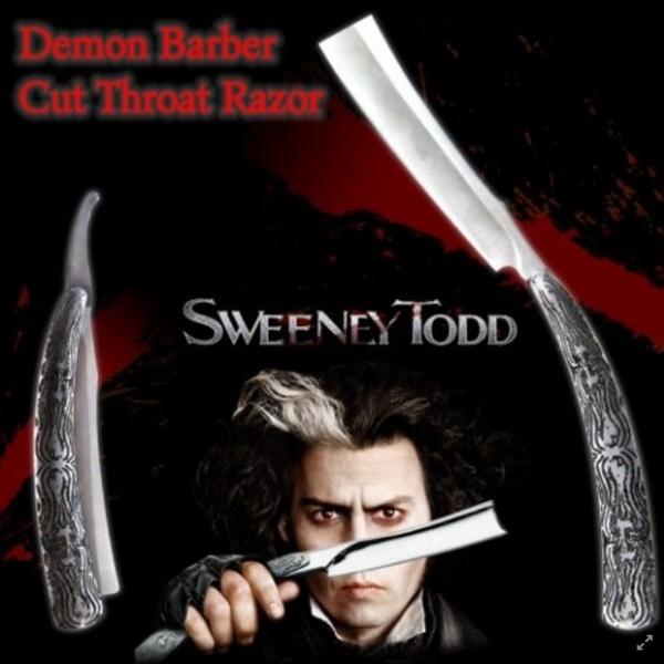 Sweeney Todd borotvakés, 40435