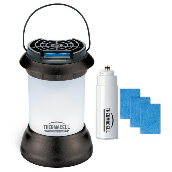Thermacell kültéri szúnyogriasztó készülék, mini lámpa, THEMR-9S