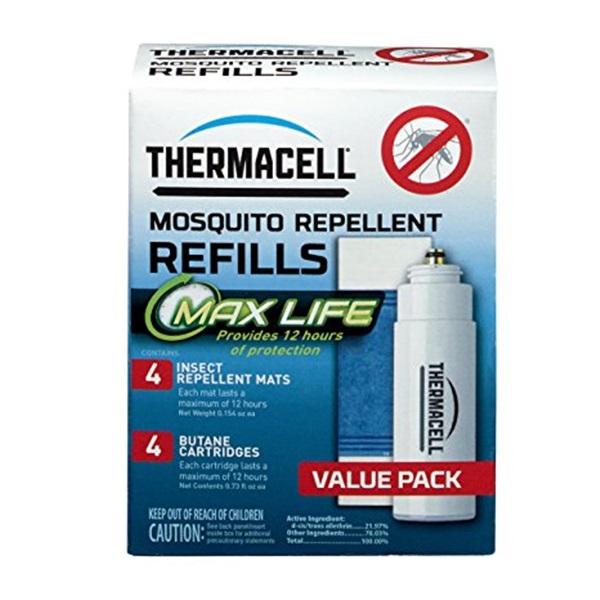 Thermacell Longlife utántöltő, 48 órás védelem, THEL4