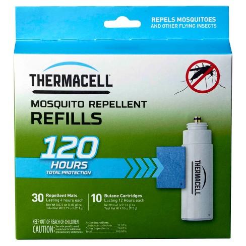 Thermacell utántöltő MEGA-Pack (120 órás védelem), THER10