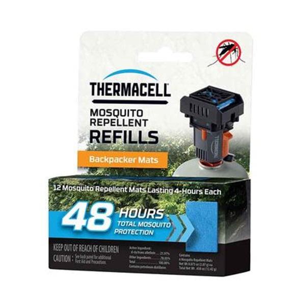 """Thermacell utántöltő Backpacker """"világjáró"""" készülékhez 48 órás, THEBP48"""