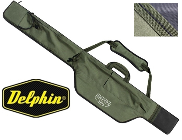 Delphin Porta Pocket botzsák 300-2 kiegészítő rekesszel, 165cm, 430406170