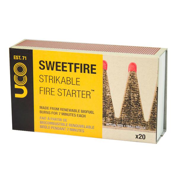 Uco SweetFire tűzgyújtó, 20db