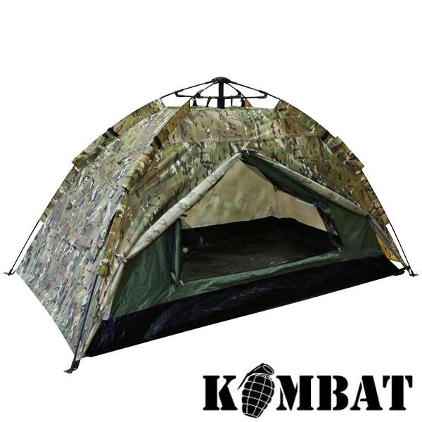 Kombat 2 személyes automata sátor, BTP