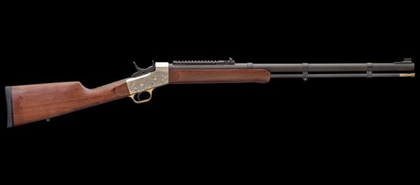 Pedersoli M.L. Rolling Block elöltöltős vadászpuska