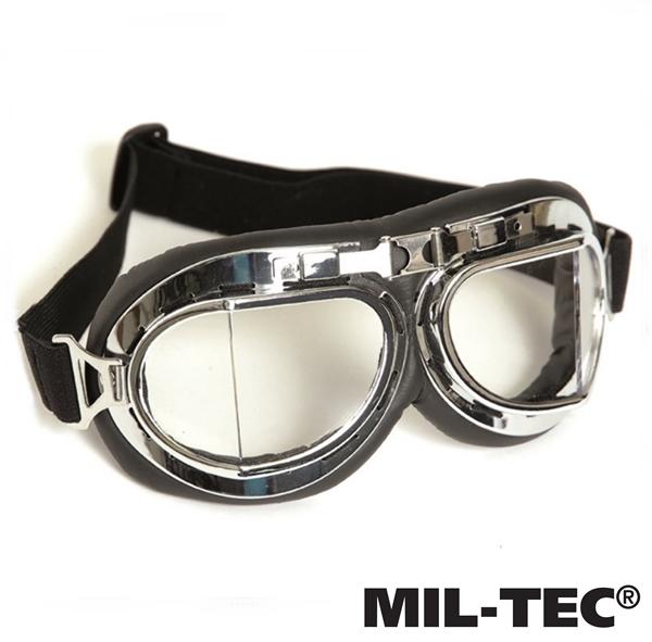 """Repülős szemüveg """"Air Force"""", krómozott, 15610118"""