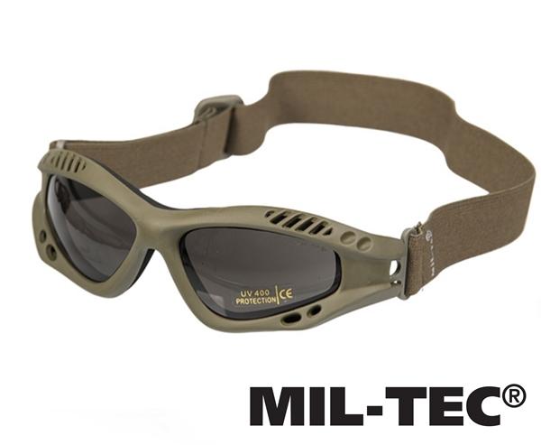"""Mil-Tec® """"Commando"""" napszemüveg, oliv, 15615301"""