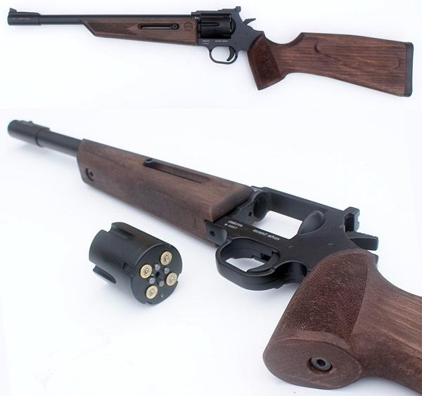 Onesta revolverpuska, 18 mm-es