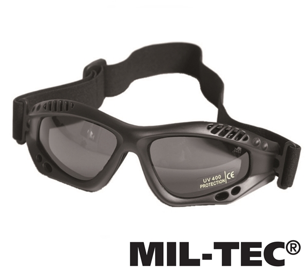 """Mil-Tec® """"Commando"""" napszemüveg, fekete, 15615302"""