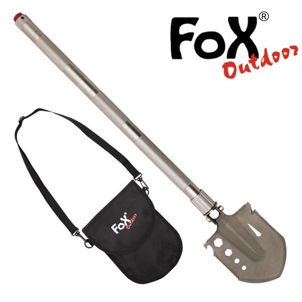 """Fox """"Gator"""" többfunkciós ásó, 27006"""