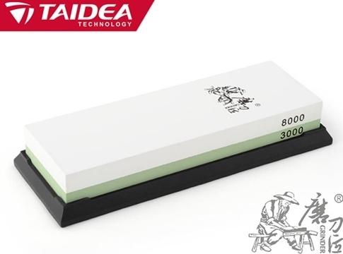 Taidea kétoldalas élező kő, 3000/8000-es, T6310W