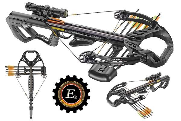 EK Archery Guillotine-X csigás számszeríj, 185#, 55I215