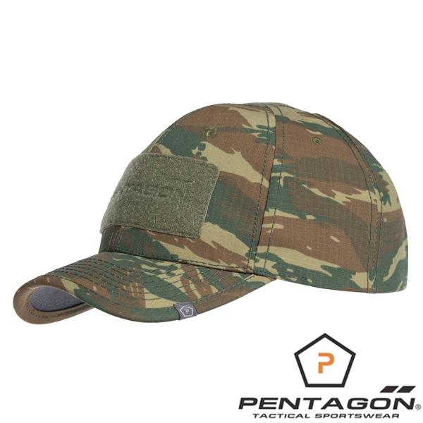 Pentagon Taktikai Baseball sapka, greek lizard, K13025