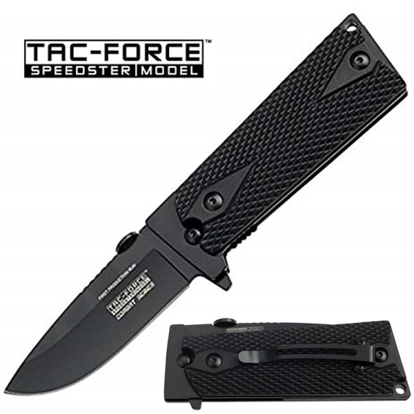 Tac Force Combat Black, TF754TBK