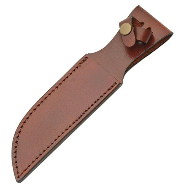 Bőr késtok 15,5 cm-es pengéhez, SH1162