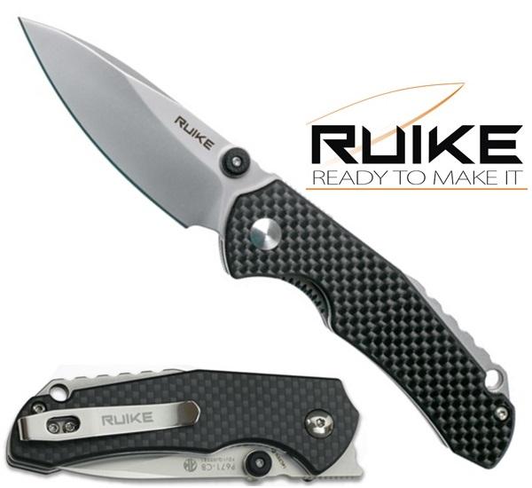 Ruike Front Flipper Carbon, P671-CB