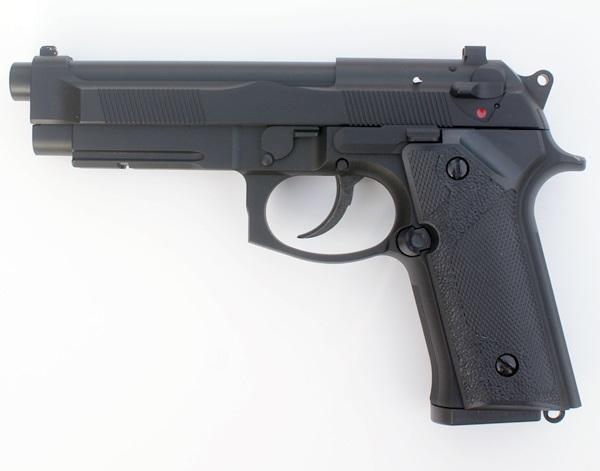 Beretta Miami 92 airsoft pisztoly, hajtógázas, GG-105