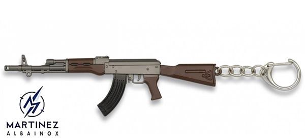 Kulcstartó, AK-47, 09872