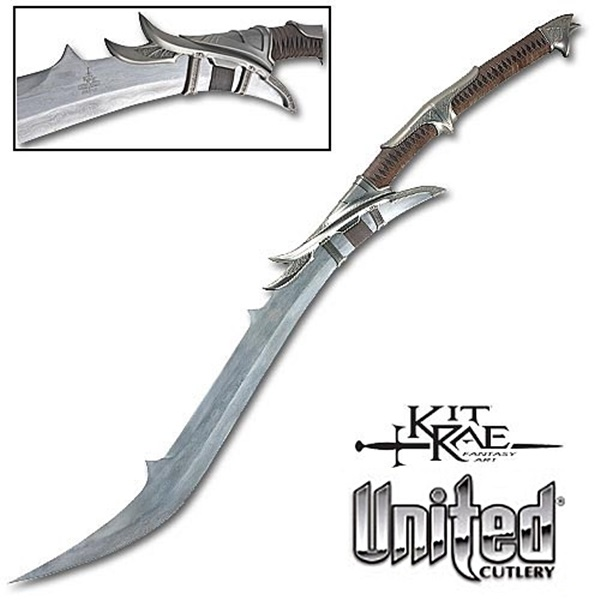 United Cutlery Kit Rae Mithrodin Sword, KR0025