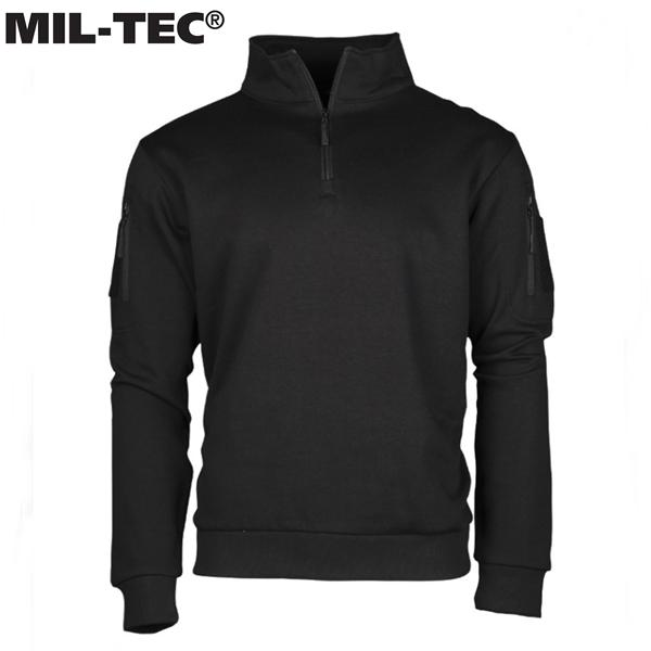 Mil-Tec® taktikai pulóver, fekete, 11472502