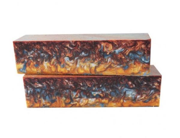 Acryl Molten Metal markolatanyag, 130x40x30 mm, 18037