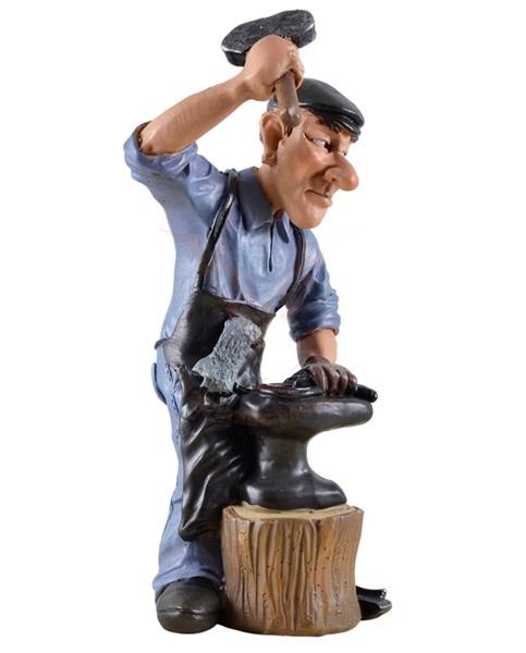Funny World kovács figura, 815-9788