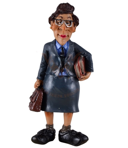 Funny World tanárnő figura, 815-9338