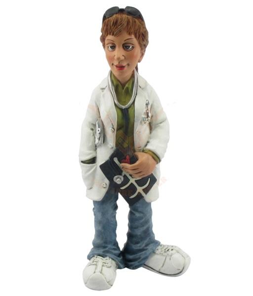 Funny World radiológiai asszisztens figura, 815-9553