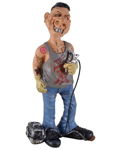 Funny World tetováló figura, 815-9603