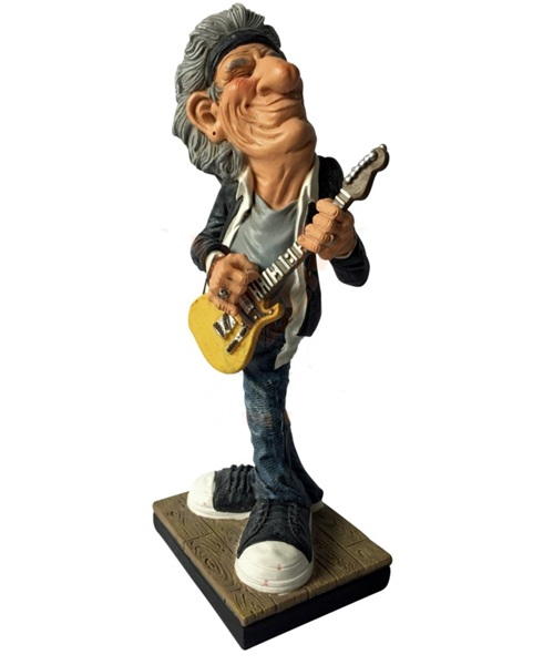 Funny World rocksztár figura, 841-1015