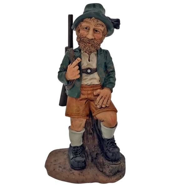 Funny World vadász figura, 825-1115