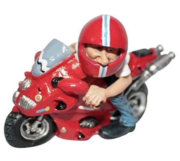 Funny World japán motoros figura, 841-2366