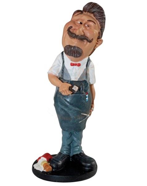 Funny World borbély figura, 841-2309