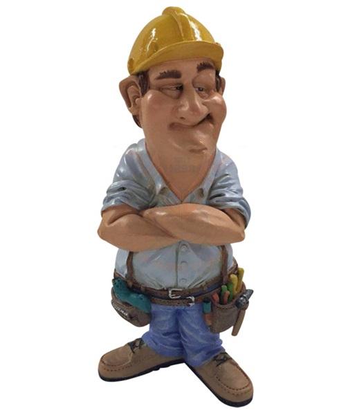 Funny World melós figura, 841-1042