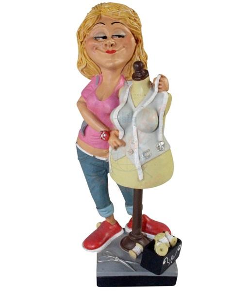 Funny World varrónő figura, 841-2310