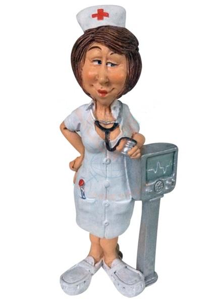 Funny World kardiológus figura, 841-2361