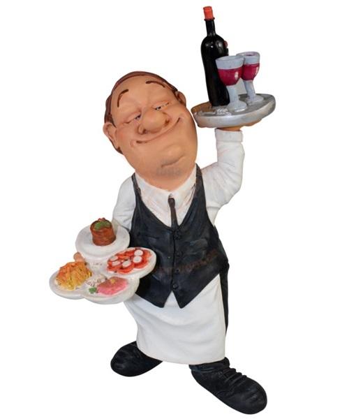 Funny World pincér figura, 841-1049