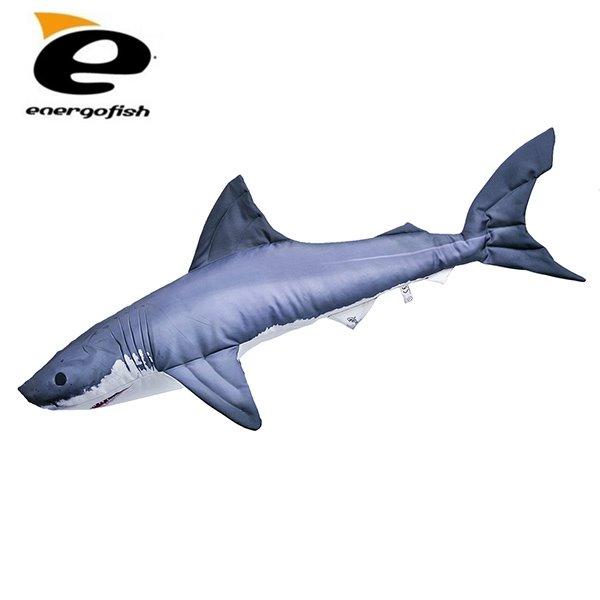 Halas párna, cápa, 120cm, 74016-410