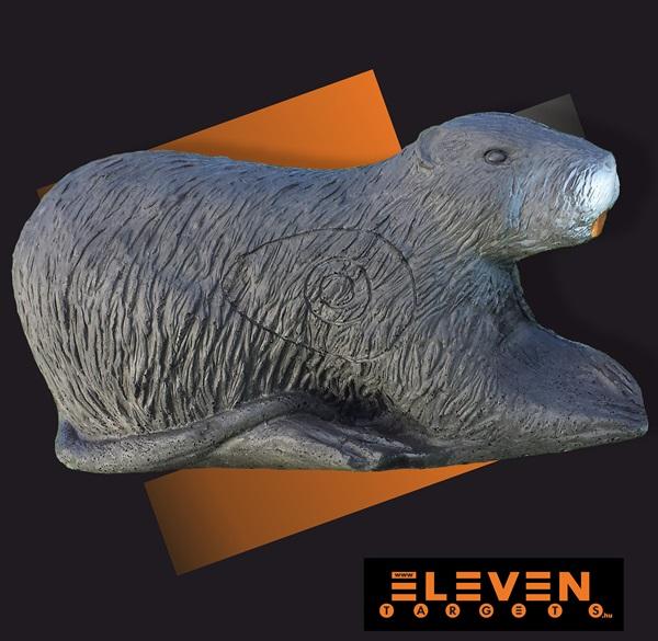 Eleven 3D cél, nutria, E49