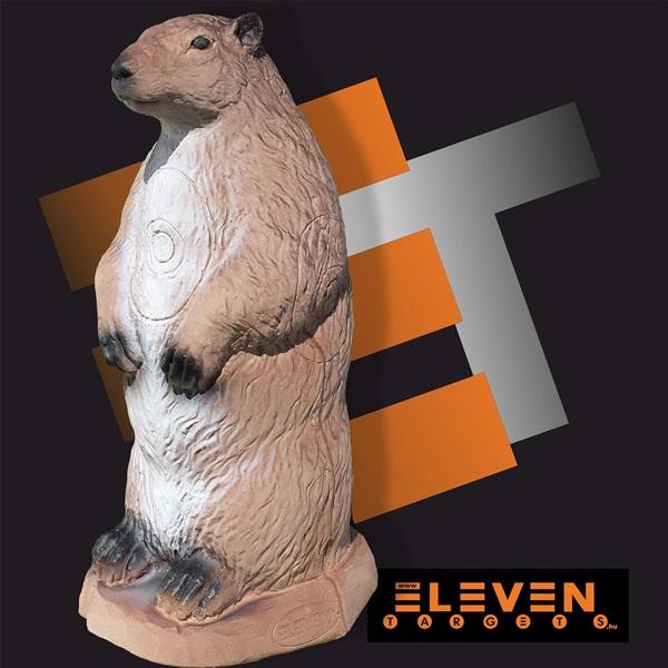 Eleven 3D cél, mormota, E50