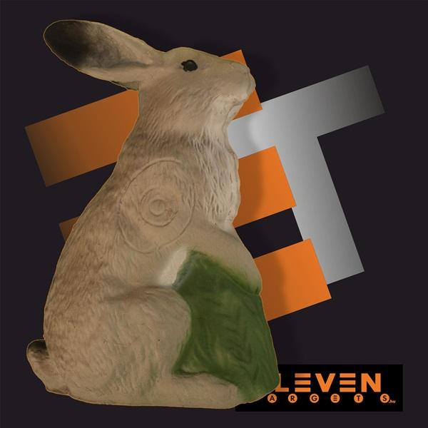 Eleven 3D cél, nyúl, E36
