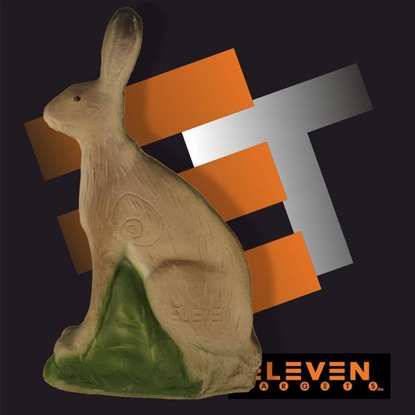 Eleven 3D cél, mezei nyúl, E5