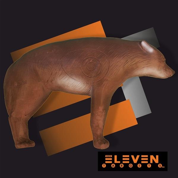 Eleven 3D cél, farkas, E6