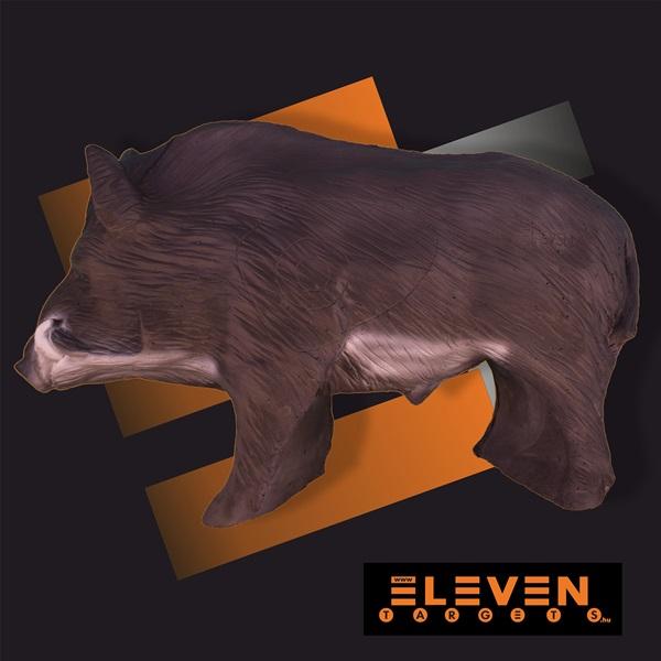 Eleven 3D cél, közepes vaddisztnó, E21