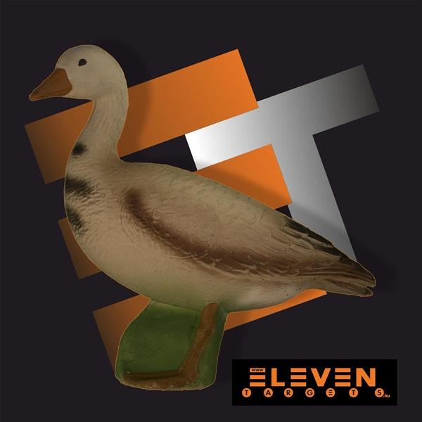 Eleven 3D cél, vadliba, E32